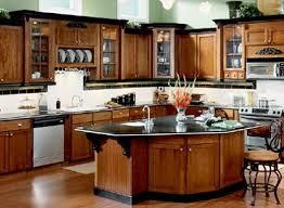 stain kitchen cabinets ideas design