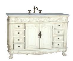 traditional style antique white bathroom: loehman bathroom sink vanity model ba w aw  sizexxquoth
