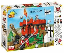 <b>Конструктор Cobi</b> Grunwald and knights 27252 <b>Сторожевая башня</b>