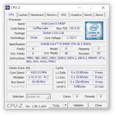 Тест <b>процессора Intel Core i5-9400F</b> — i2HARD