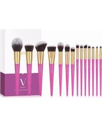 <b>Docolor 14Pcs</b> Face <b>Makeup Brush</b> Sets with Box