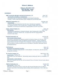 residential builder resume samples residential electrician resume example