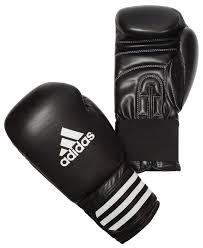 Купить Боксерские <b>перчатки adidas</b> Performer черный <b>10 oz</b> по ...
