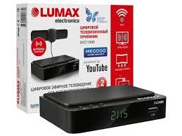 <b>LUMAX</b> DV-2115HD - Агрономоff