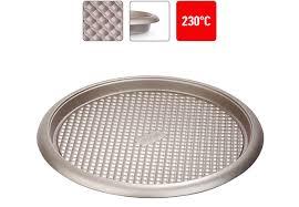 <b>Форма круглая для пирога/пиццы</b>, стальная, антипригарная ...