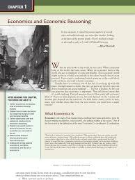 chapter microeconomics