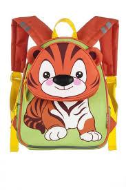 <b>RS</b>-<b>073</b>-<b>1 рюкзак детский</b> /4 тигр <b>Grizzly</b>