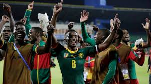 Image result for cameroon vs egypt