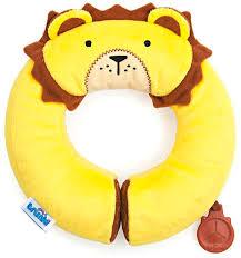 <b>Подголовник Trunki Yondi Lion</b> (желтый)