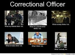 I ❤   my Correctional Officer on Pinterest | Thin Blue Lines ... via Relatably.com