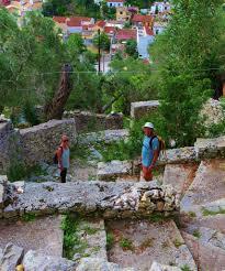photo essay walking tracks in paxos adventure travel walk from lakka to longos