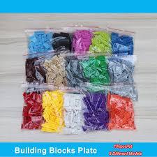 ZXZ <b>100pcs</b>/<b>lot</b> DIY Bulk Building Block Bricks For Children Toys Mix ...