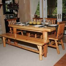 Log Dining Room Tables Log Cabin Furniture End Tables 3 Log Cabin Furniture Tables Log