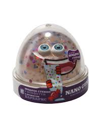 <b>Nano gum</b>, <b>Жидкое</b> стекло с конфети с ароматом Барбариса ...