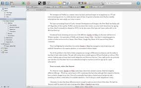 best word processing apps for mac the next web screen shot 2014 01 15 at 17 17 38