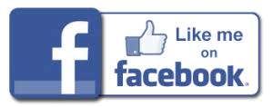 Image result for like me on facebook button