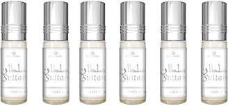 Sultan <b>Al</b>-<b>Rehab</b> concentrated perfume for <b>men</b> 6x6ml: Amazon.co ...