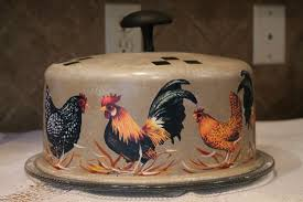 Rooster Chicken Kitchen Decor 17 Best Images About Rooster And Hen Home Decorations On Pinterest