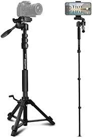 Camera Tripod Portable <b>Aluminum Alloy</b> Travel <b>Phone</b> Camera