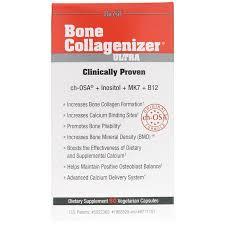 <b>BioSil Bone Collagenizer Ultra</b>, Natural Factors