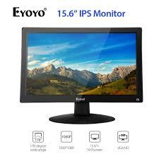 <b>Eyoyo 15.6 Inch Monitor</b> Small Hdmi Monitor Portable vga Monitor ...