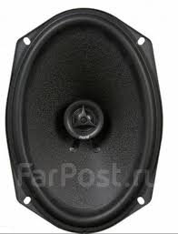 <b>2</b>-<b>полосная коаксиальная акустика Morel</b> Maximo Coax 6x9 ...