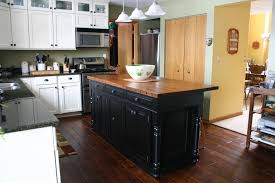 unique ideas for black awesome black kitchen island awesome black painted