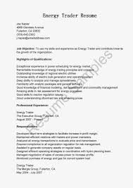 s and trading resume resume sample in banking sample resume objective statements quantitative trading resume example hedge fund manager sample