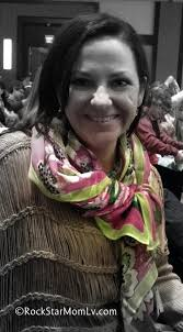 Vera Bradley injected some color into my dreary day with a Priscilla Pink scarf! - scarf-bw