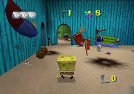 Resultado de imagen para spongebob squarepants battle for bikini bottom xbox