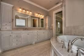 masterbath custom cabinets bathroom vanity lighting remodel custom