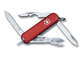 <b>Нож</b>-<b>брелок</b> Victorinox <b>Manager</b>, <b>58 мм</b>, <b>10</b> функций, 0.6365 ...