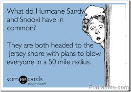 LOL funny memes cartoon Jersey Shore hurricane sandy yanoob1234 • via Relatably.com