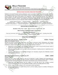 Substitute Teacher Resume  resume teacher sample school teacher     happytom co