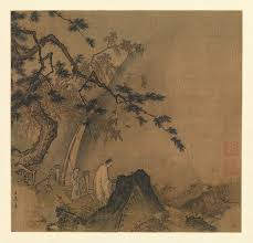 nature in chinese culture essay heilbrunn timeline of art scholar viewing a waterfall