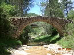 Resultado de imagen de puentes romanos EN POYATOS