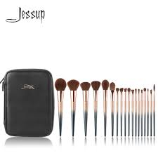 1 pc cosmetics makeup brush highlight for blush and powder contour bonzer application
