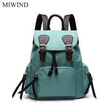 <b>MIWIND</b> Women Backpack Canvas Backpacks Softback Bags Brand ...