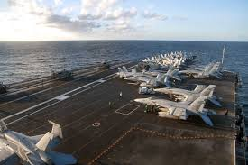 u s department of defense photo essay the nimitz class aircraft carrier uss george washington transits the banda sea 5