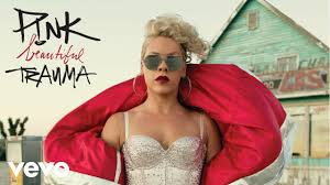 P!nk - <b>Beautiful</b> Trauma (Audio) - YouTube