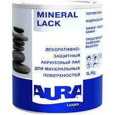<b>Лак AURA Mineral</b> Lack для минеральных поверхностей — купить ...