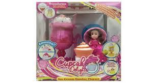 <b>Игровой набор cupcake</b> чайная вечеринка мороженое <b>Emco</b> 1140