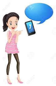 Image result for mobile phone clipart