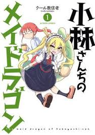 Miss Kobayashi's Dragon Maid - Wikipedia