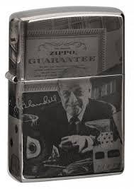 Купить <b>Зажигалка ZIPPO</b> 49134 <b>George Blaisdell</b> - Джордж ...