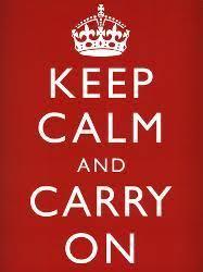 <b>Keep Calm</b>