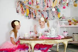 images fancy party ideas: girls birthday party ideas fancy tea party little girls birthday