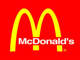 Resultado de imagem para marca do mc donalds
