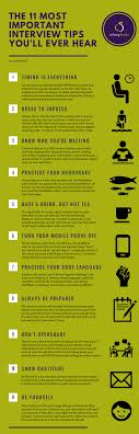 the 11 most crucial interview tips you ll ever infographic rubbish at interviews this infographic s for you interviews jobsearch