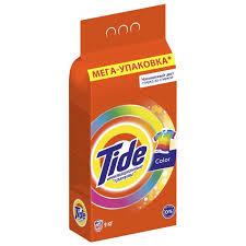 Стиральный порошок Tide Color 9 кг Автомат ... - ROZETKA